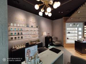 Tienda de perfumería y cosmética